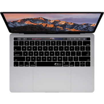 KB Covers Clear Keyboard Cover for MacBook Pro (Late 2016+) w/ Touch Bar
