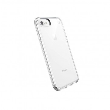 Speck iPhone 8/7/6S PRESIDIO STAY CLEAR  (CLEAR/CLEAR)