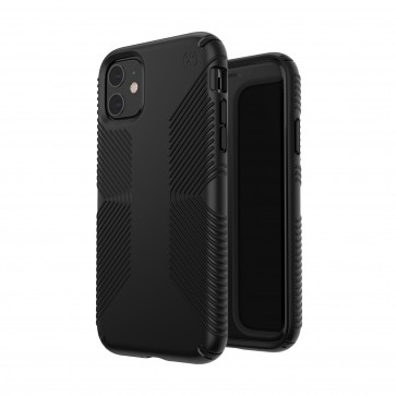 Speck iPhone 11 PRESIDIO GRIP (BLACK/BLACK)