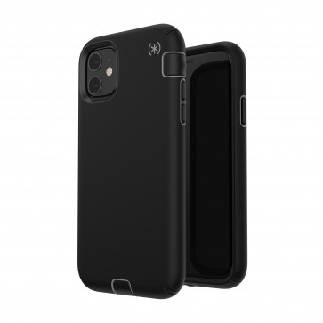 Speck iPhone 11 PRESIDIO SPORT (BLACK/GUNMETAL GREY/BLACK)