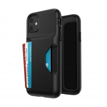 Speck iPhone 11 PRESIDIO WALLET (BLACK/BLACK)