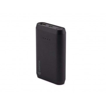 Griffin Reserve Power Bank, 10000mAh - Black