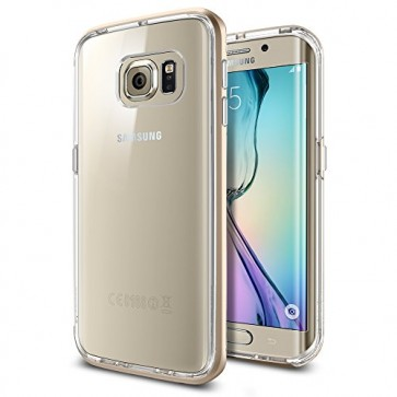 Spigen Galaxy S6 Edge Case Neo Hybrid CC Champagne Gold