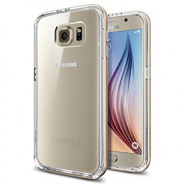 Spigen Galaxy S6 Case Neo Hybrid CC Champagne Gold