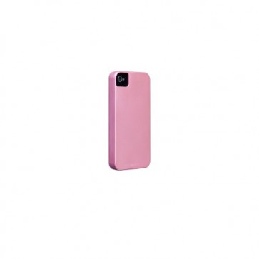 Case-Mate CM016449 Barely There Case for iPhone 4 and iPhone 4S - 1 Pack - Case - Retail Packaging - Pearl Pink
