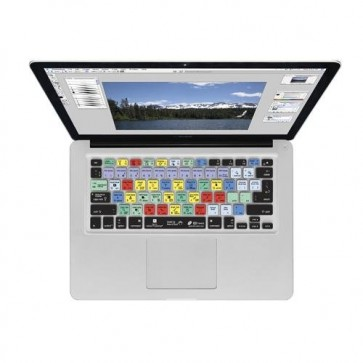 KB Covers Photoshop Keyboard Cover for MacBook (PS-M-CC-2)