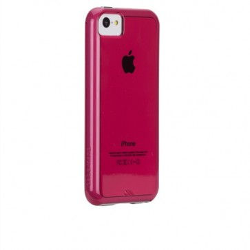 Case-Mate iPhone 5C Tough Naked Case - Retail Packaging - Pink