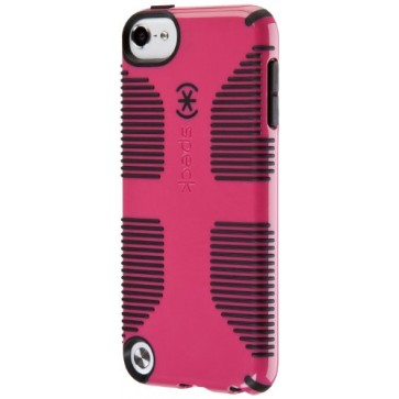 Speck Products CandyShell Grip Case for iPod Touch 5 (Raspberry Pink/Black)
