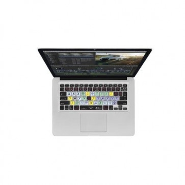KB Covers Final Cut Pro X Keyboard Cover for MacBook/MacBook Air and Pro (FCPX-M-CC-2)