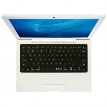KB Covers Keyboard Cover for MacBook Pro/Air, Black (KS-M-B)