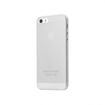 iPhone 5s Case, LAUT SLIMSKIN Case For iPhone 5/5s, Scratch Resistant, Ultra Thin, Ultra Lightweight, Durable Cover For Apple iPhone 5s/5 - Clear