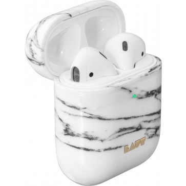 Laut HUEX ELEMENT for AirPods Marble White