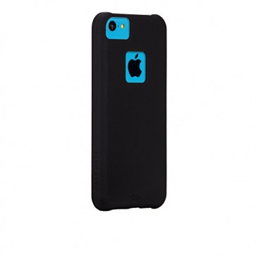 Case-Mate Barely There Case for iPhone 5C - Retail Packaging - Black