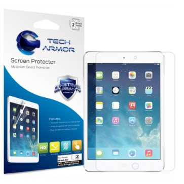 Tech Armor ELITE Anti-Glare screen protector 2 pk for iPad Pro 9.7 iPad Air, Air 2