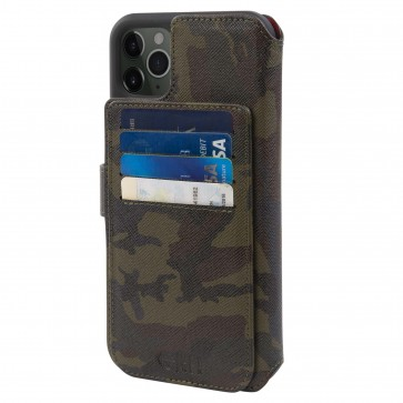 HEX 4-in-1 Leather Case for iPhone 11 PRO MAX CAMO