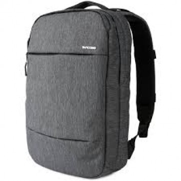 Incase City Collection Compact Backpack  Heather Black / Gunmetal Gray