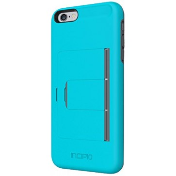 Incipio STOWAWAY? [Advance] for iPhone 6 Plus - Blue/Gray