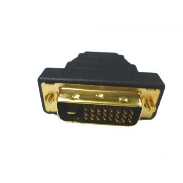 Professional Cable DVI-D Dual Link Male to HDMI Female Adapter (DVIM-HDMIF)