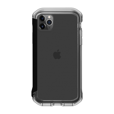 Element Case iPhone 11 Pro/X/XS Rail clear/solid black
