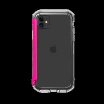 Element Case iPhone 11/XR Rail clear/flamingo