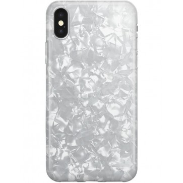 Recover White Shimmer iPhone X/XS case