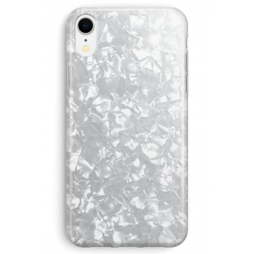 Recover White Shimmer iPhone XS Max case