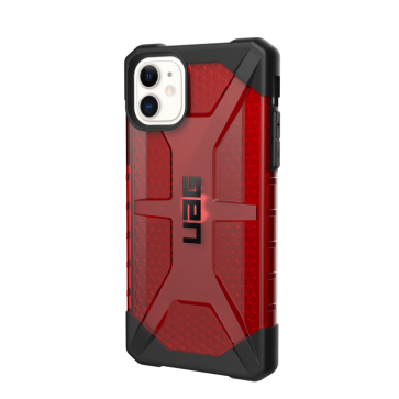 Urban Armor Gear Plasma Case For Apple iPhone 11 - Magma And Black