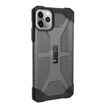 Urban Armor Gear Plasma Case For Apple iPhone 11 Pro Max - Ash And Black