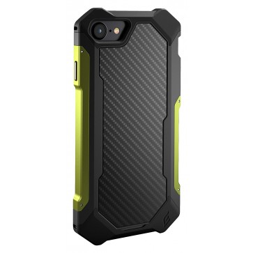 Element Case iPhone 8 & iPhone 7 Sector citron