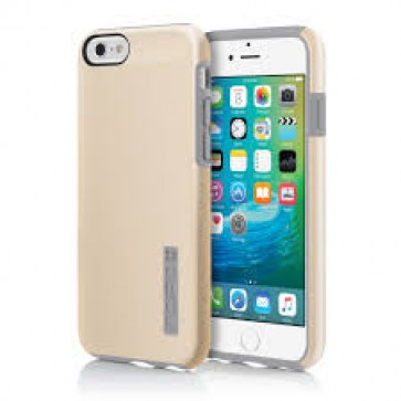 Incipio DualPro for iPhone 6/6s - Champagne/Gray