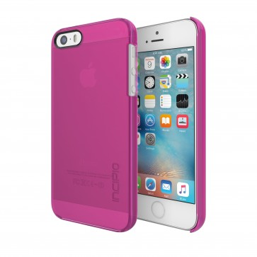 Incipio feather Pure for iPhone 5/5s/SE -Pink