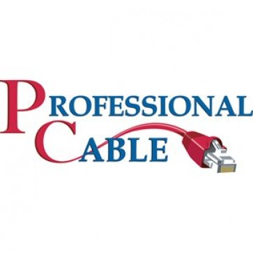 Professional Cable Gray Category 6, 500 Mhz UTP Cable