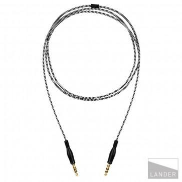 Lander Neve Aux Cable Black