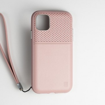 BodyGuardz Accent Duo iPhone 11 Pro Pale Mauve