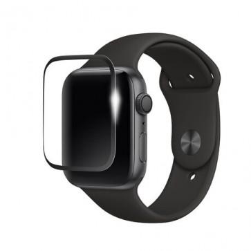 BodyGuardz Apple Watch 4/5 (44mm) PRTX - Shatterproof Synthetic Glass Screen Protector