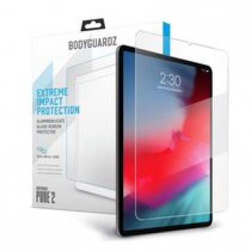 BodyGuardz 12.9-inch iPad Pro (3rd/4th Gen) Pure 2 Tempered Glass Screen Protector
