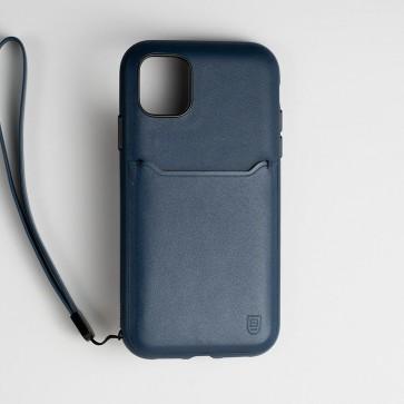 BodyGuardz Accent Wallet iPhone 11 Pro Blue