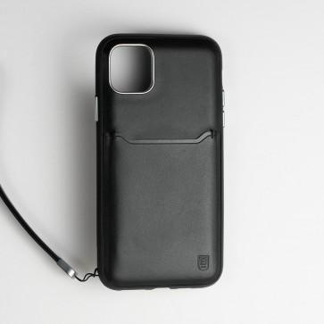 BodyGuardz Accent Wallet iPhone 11 Pro Max Black