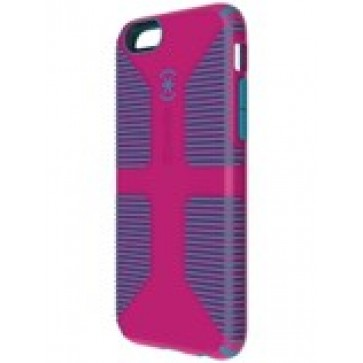 Speck iPhone 6 Plus/6s Plus CandyShell Grip Lipstick Pink/Jay Blue
