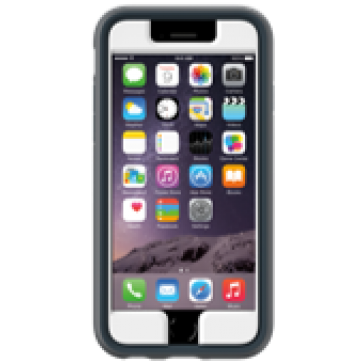 Speck iPhone 6/6s CandyShell + FacePlate White/Charcoal Grey