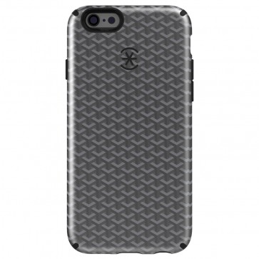 Speck IPHONE 6/6S PLUS CANDYSHELL INKED LUXURY EDITION WOVEN GEO CHARCOAL/BLACK