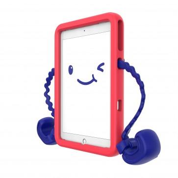 Speck iPad 9.7-Inch, 9.7-Inch iPad Pro, iPad Air 2/1 Case-E (Sandia Red/Brilliant Blue)