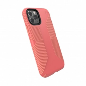 Speck iPhone 11 Pro PRESIDIO GRIP (PARROT PINK/PAPAYA PINK)