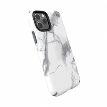 Speck iPhone 11 Pro PRESIDIO INKED (CARRARAMARBLE MATTE/GREY)