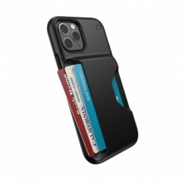 Speck iPhone 11 Pro PRESIDIO WALLET (BLACK/BLACK)