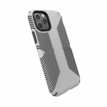 Speck iPhone 11 Pro Max PRESIDIO GRIP (MARBLE GREY/ANTHRACITE GREY)