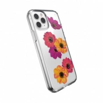 Speck iPhone 11 Pro Max PRESIDIO CLEAR + PRINT (POPARTFLORAL/CLEAR)