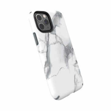 Speck iPhone 11 Pro Max PRESIDIO INKED (CARRARAMARBLE MATTE/GREY)