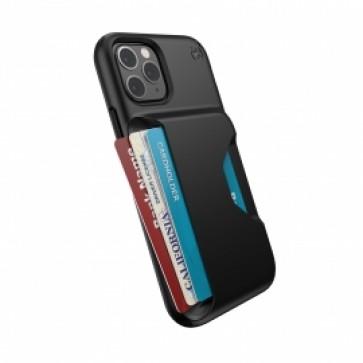 Speck iPhone 11 Pro Max PRESIDIO WALLET (BLACK/BLACK)