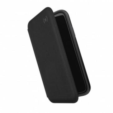 Speck iPhone 11 Pro Max PRESIDIO FOLIO (HEATHERED BLACK/BLACK/SLATE GREY)